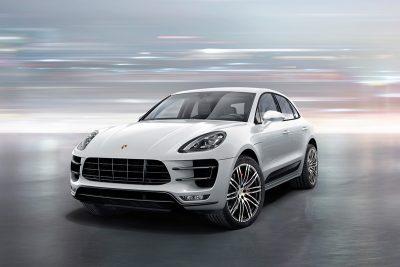 24. Porsche Macan