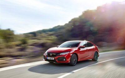 9. Honda – CIVIC