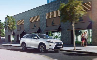 16. Lexus – RX450h L