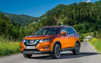 22. Nissan – XTRAIL
