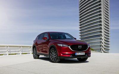 19. Mazda – CX5