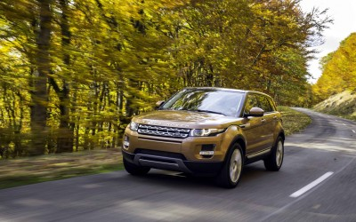 18. LAND ROVER Range R. Evoque