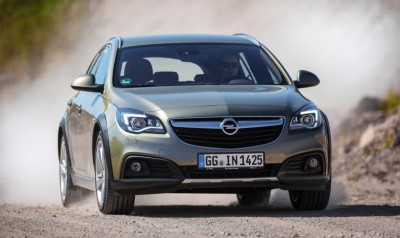 25. OPEL Insignia Country Tourer