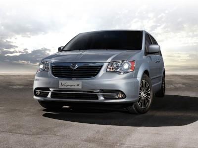"""16. Lancia Voyager """"S"""""""