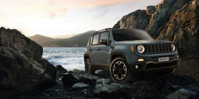 14. Jeep Renegade