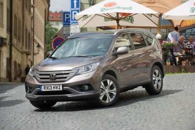 10. Honda CRV