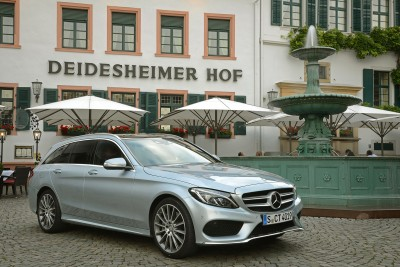 22. Mercedes-Benz Clase C Estate