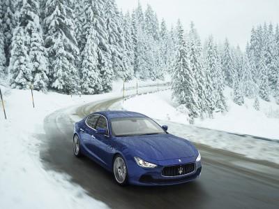20. Maserati Ghibli