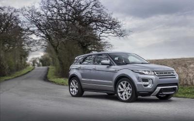 17. Range Rover Evoque