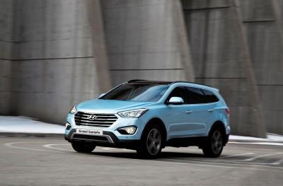 11. Hyundai Gran Santa Fé