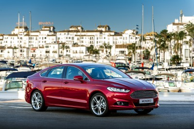 09. Ford Mondeo
