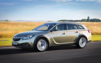 26. Opel Insignia Country Tourer