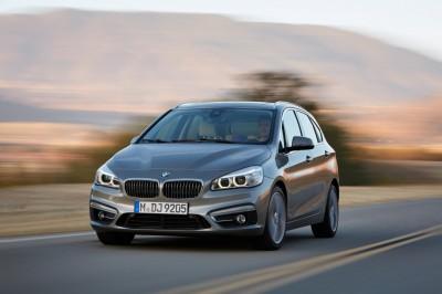 04. BMW Serie 2 Active Tourer