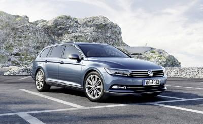 34. Volkswagen Passat Variant