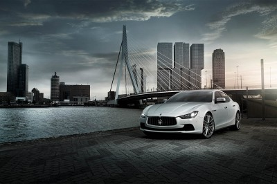 18. Maserati Ghibli