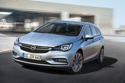 23. Opel Astra Tourer
