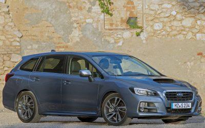 29. Subaru Levorg Sport Tourer