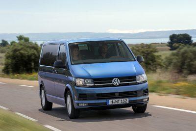 31. Volkswagen Multivan