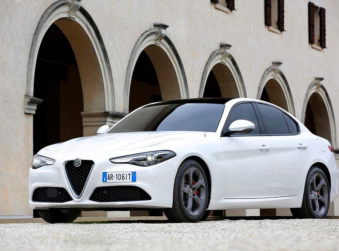 01. Alfa Romeo Giulia