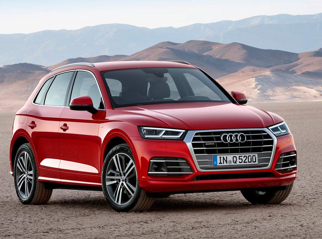 02. Audi Q5