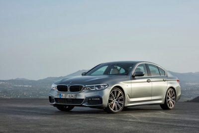 03. BMW Serie 5