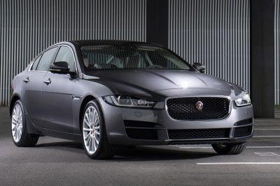 11. Jaguar XE