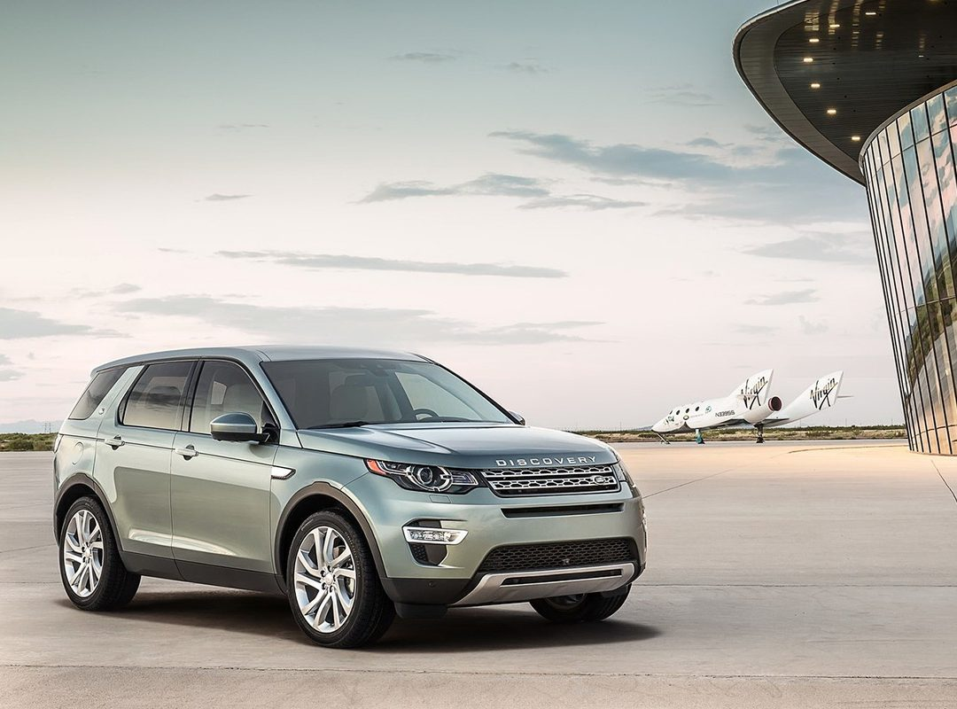 14. Land Rover Discovery Sport