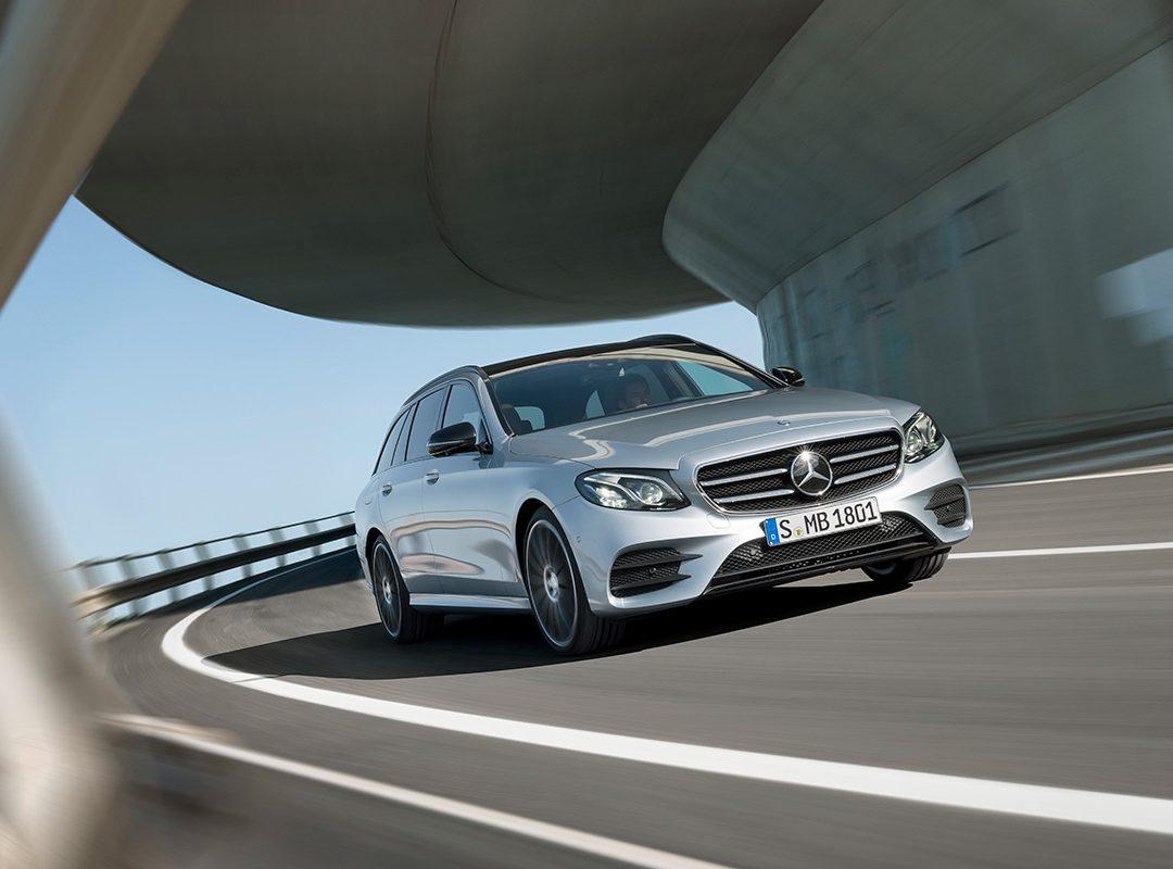 18. Mercedes-Benz E Estate