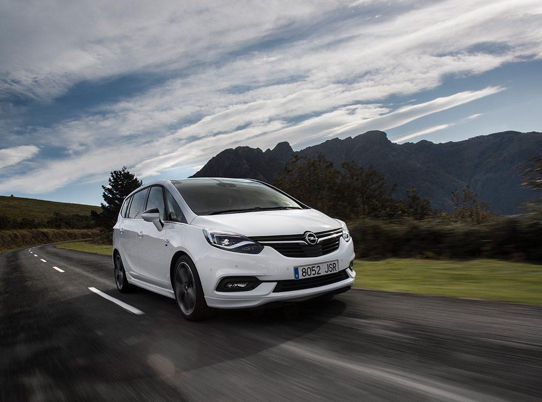 22. Opel Zafira