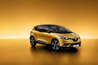 25. Renault Scenic