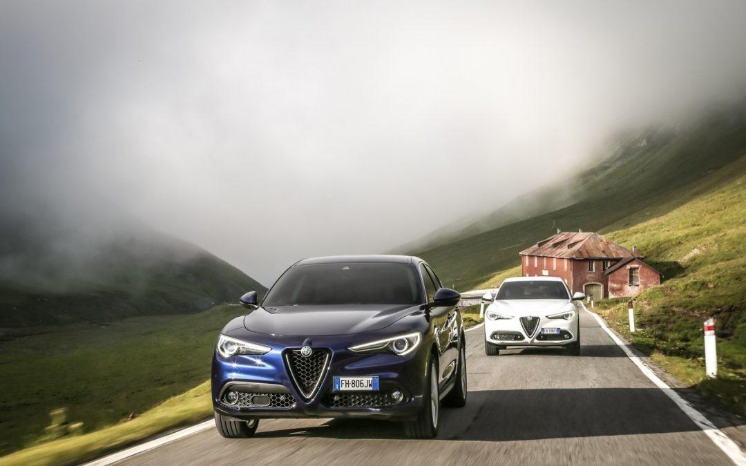 1. Alfa Romeo Stelvio