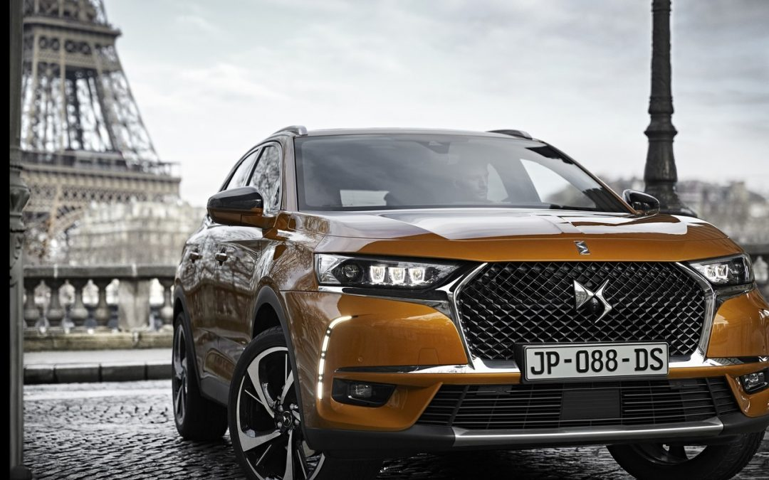 6. DS – 7 CROSSBACK