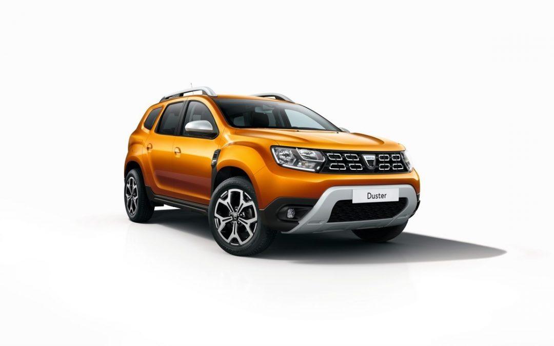 5. Dacia – DUSTER