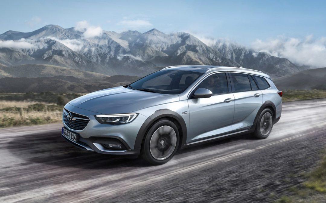 23. Opel – INSIGNIA Country Tourer