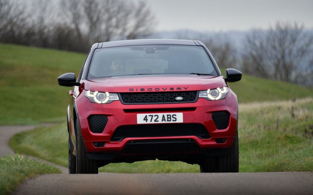 15. Land Rover DISCOVERY SPORT