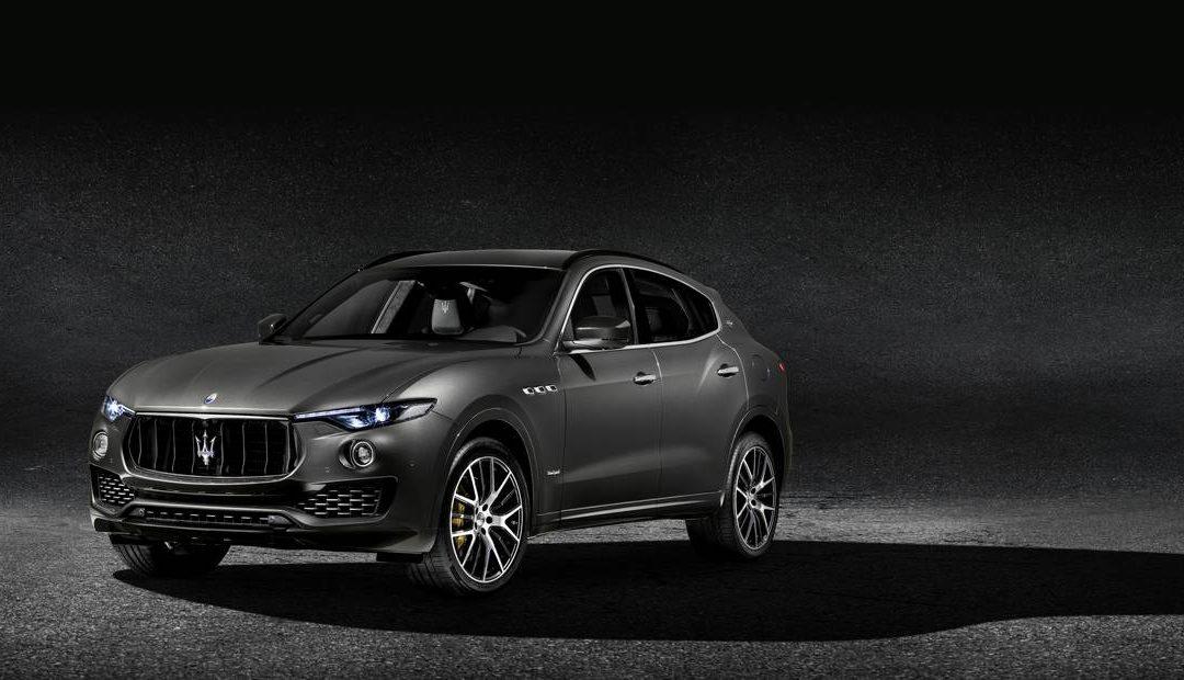 18. Maserati LEVANTE