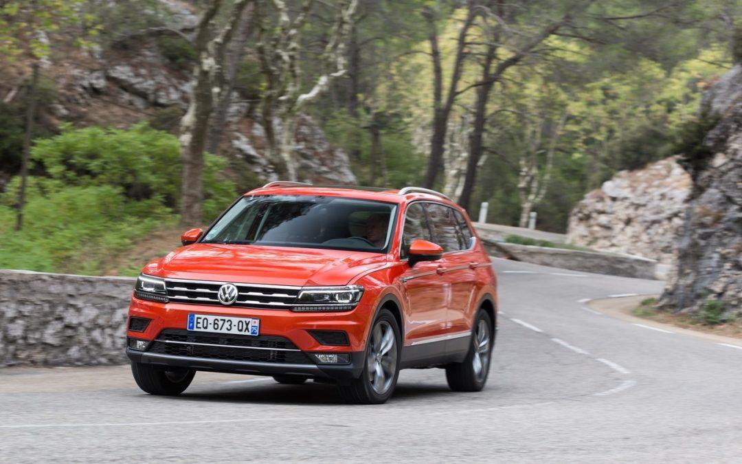32. Volkswagen TIGUAN ALLSPACE
