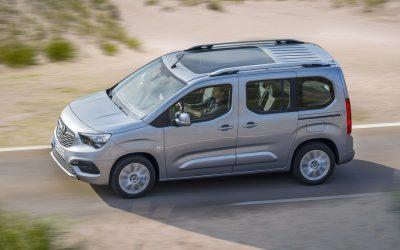 18. Opel Combo Life