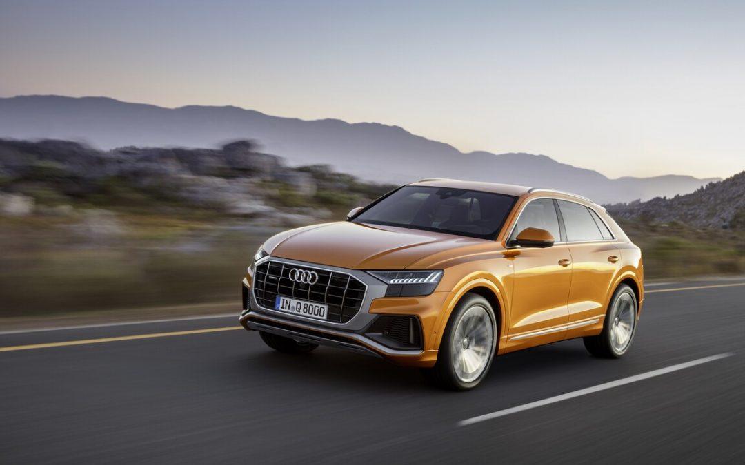 01. Audi Q8