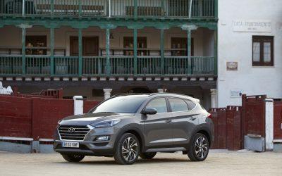 09. Hyundai Tucson